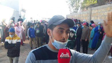 Photo of احتجاجات عمال معمل لتصبير الفواكه ضد الحكرة