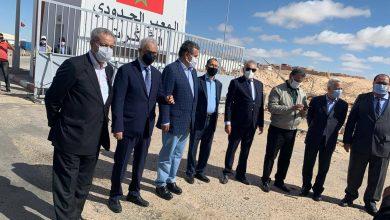 "Photo of رؤساء وامناء الاحزاب المغربية في زيارة لمعبر الكركرات ""أزمور24 تغطية من عين المكان فيديو"""