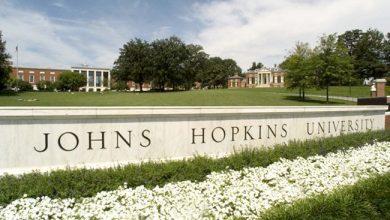 """Photo of جامعة """"جونز هوبكنز""""  تأكد  """"187833 إصابة جديدة بالوباء بأمريكا"""""""