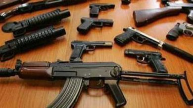 Photo of البوليس لقوا أسلحة نارية في فيلا برلماني