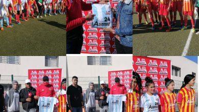 Photo of فريق نادي أم الربيع فرع كرة القدم يشارك في دوري الزمامرة