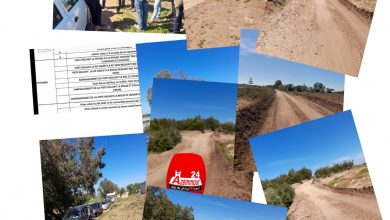 Photo of ساكنة دوار أولاد الحاج بشتوكة ينتفضون لاتمام إصلاح مسلك طرقي*روبورتاج*