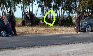 الصور مكان الحادث
