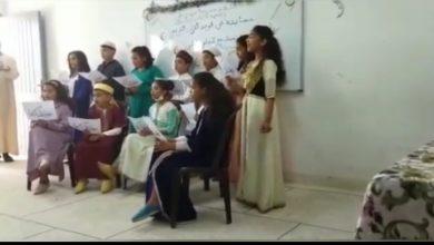 Photo of تلاميذ يحتفون بزملائهم بعد فوزهم بمسابقة لتجويد القرآن بمدرسة سيدي علي بأزمور*فيديو*